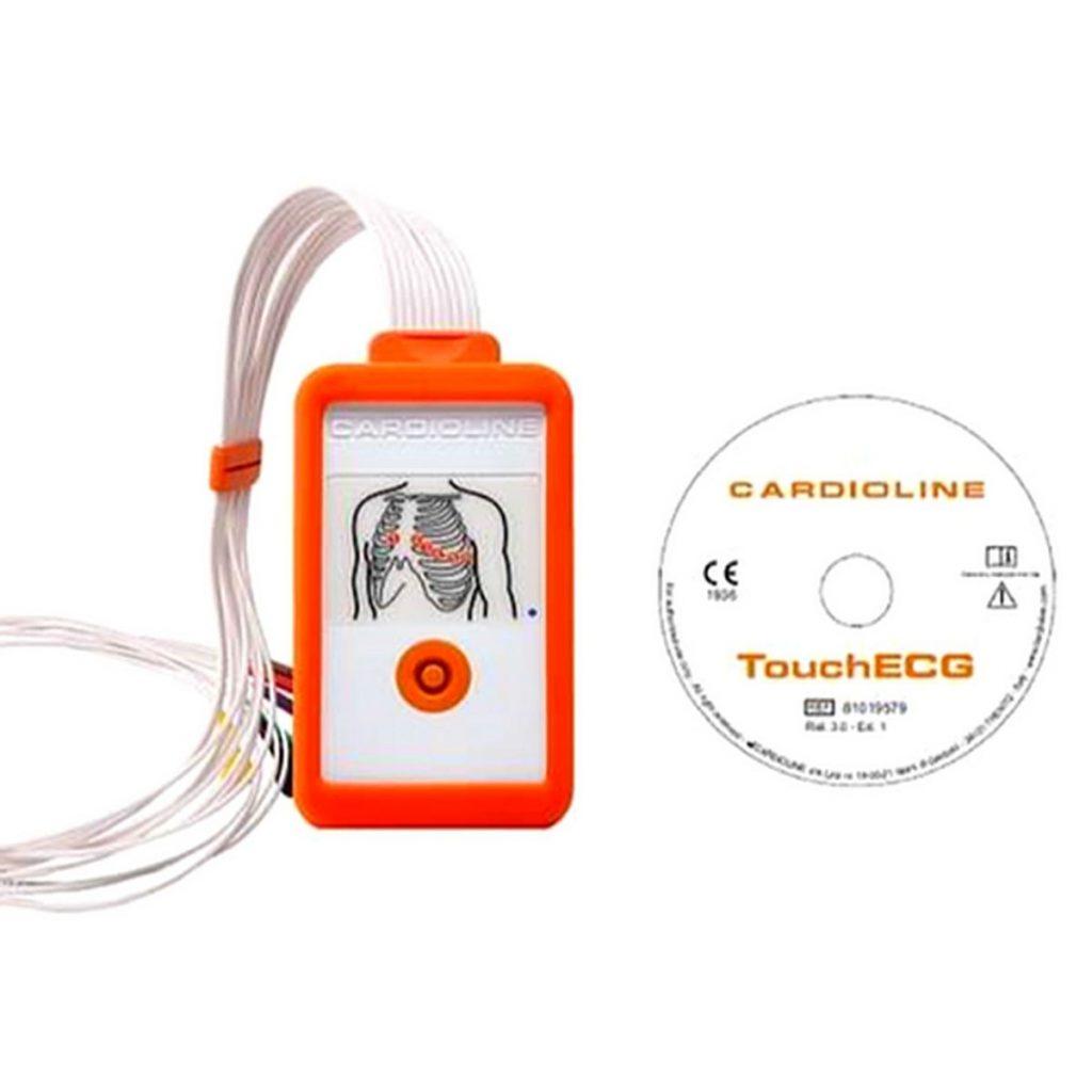 TOUCHECG - AE Technology - fornitura ed assistenza su apparecchiature medicali