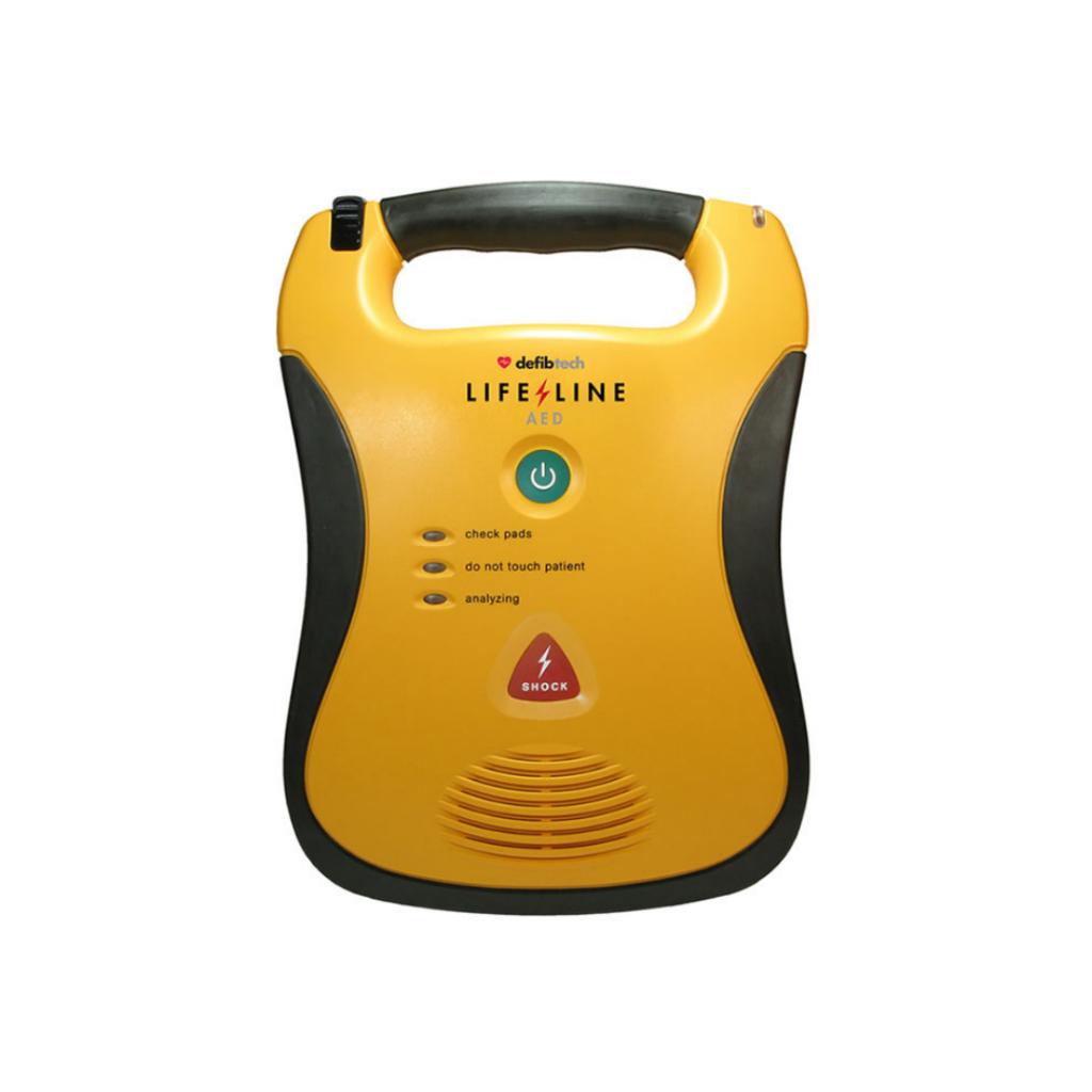 lifeline aed - AE Technology - fornitura ed assistenza su apparecchiature medicali