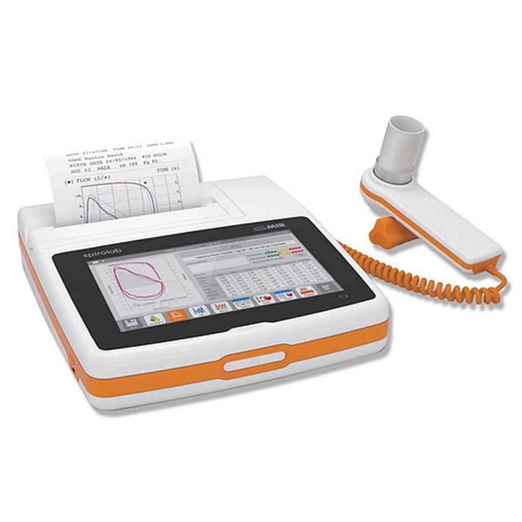 spirometro premium - AE Technology - fornitura ed assistenza su apparecchiature medicali